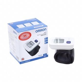 Huyết áp cổ tay Omron Hem-6161 thumbnail