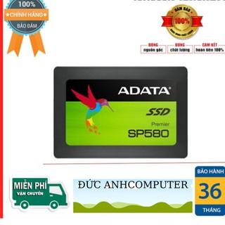 SSD ⚡Free Ship⚡  Ổ cứng SSD Adata SU650 120Gb SATA3 (đọc: 520MB/s /ghi: 320MB/s). Hàng Chính Hãng 100%