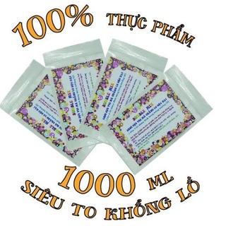 Bột pha nước thổi bong bóng xà phòng khổng lồ 1 lít ( Nguyên liệu thực phẩm ) Đồ chơi trẻ em thumbnail