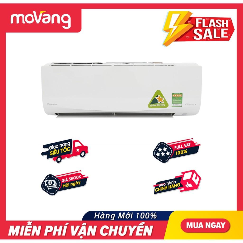(giao HCM) Máy lạnh Daikin Inverter 1 HP FTKQ25SAVMV