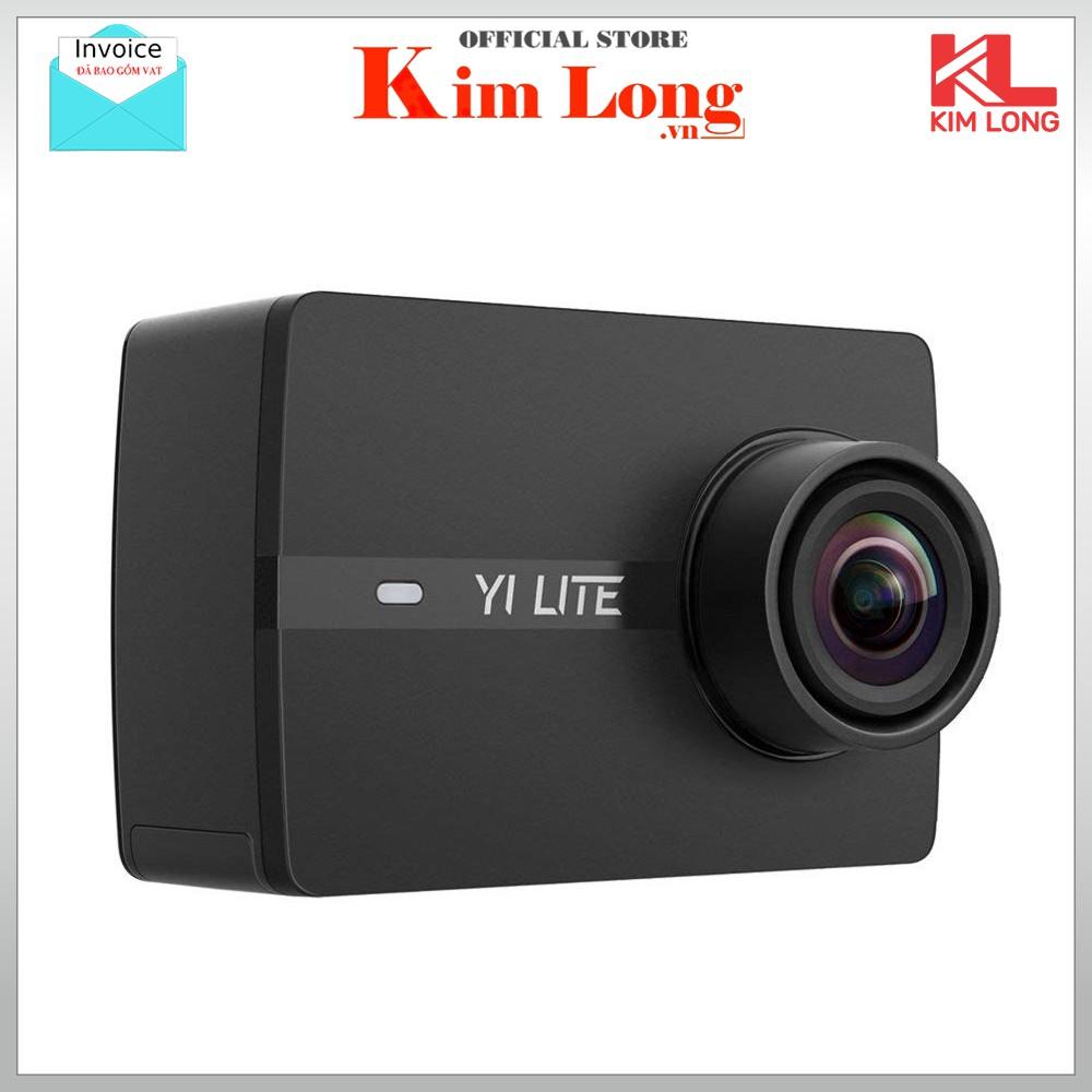 Camera hành động Yi 4K Action Lite Sport bản quốc tế - Chính hãng Digiworld - Bảo hành 12 tháng