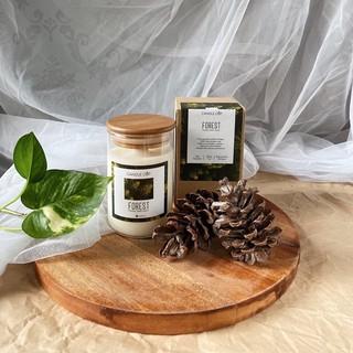 Nến thơm Candle Cup – Mùi FOREST – Nến thơm an toàn