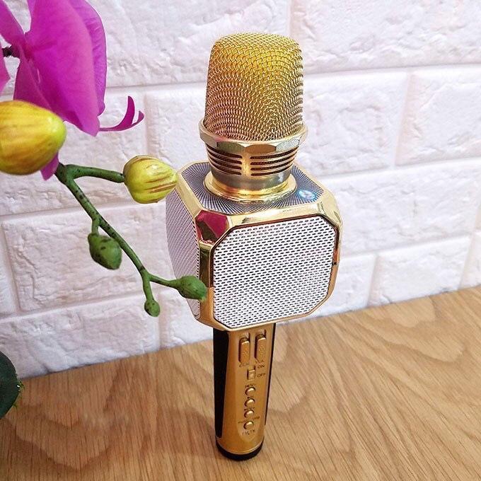 Model 2020 - Micro hát karaoke bluetooth cực hay SD10