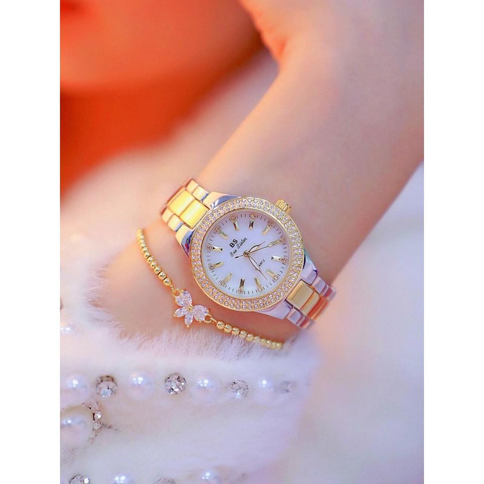 [ĐỒNG HỒ CHÍNH HÃNG] Đồng hồ nữ Bee Sister