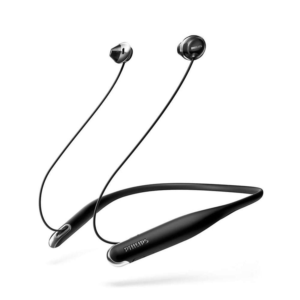 [Mã 267ELSALE hoàn 7% xu đơn 300K] Tai nghe Bluetooth Philips SHB4205BK/00