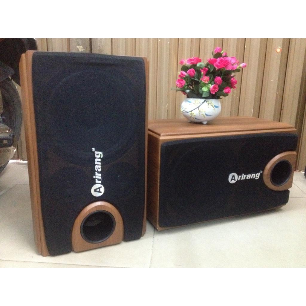 Loa Arirang gỗ bass 2,5 tấc nghe nhạc hát karaoke cực hay, âm thanh chuẩn