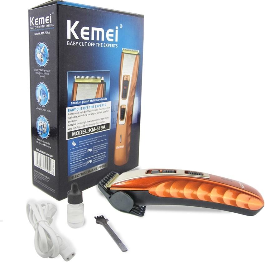 Tông đơ cắt tóc cho mọi lứa tuổi Kemei KM-519A vrg0079913