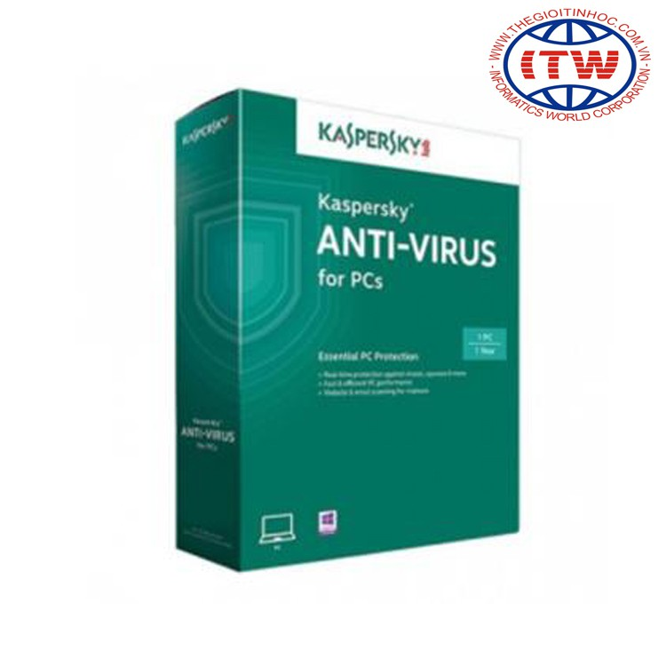 Phần mềm diệt Virus Kaspersky Anti-Virus Security 3PC 2017 - 2625437 , 501121668 , 322_501121668 , 289000 , Phan-mem-diet-Virus-Kaspersky-Anti-Virus-Security-3PC-2017-322_501121668 , shopee.vn , Phần mềm diệt Virus Kaspersky Anti-Virus Security 3PC 2017
