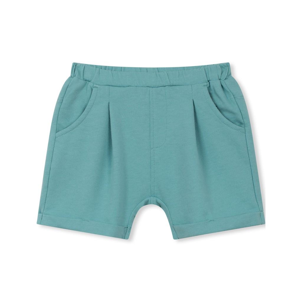 Quần shorts đũng rộng tụt bé trai CANIFA7BS18C002