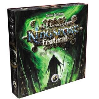 Kingsport Festival: The Card Game – Trò chơi board game