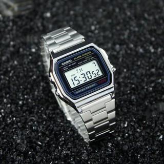 Đồng hồ thời trang unisex casio sport A158-159 Full box điện tử siêu chống nước mạnh mẽ cá tính và trẻ trung thumbnail