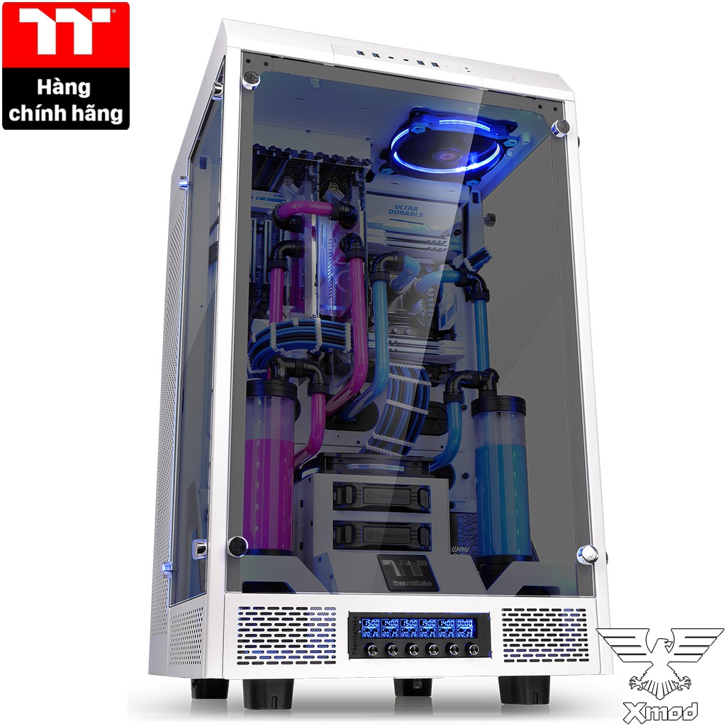 Case Thermaltake The Tower 900 Snow Edition Giá chỉ 5.990.000₫