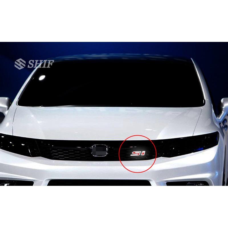 Logo dán đèn LED cho xe Honda Civic
