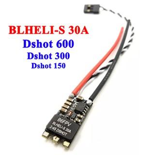 [HCM – Free ship] – Mạch điều tốc ESC 30A BLHeli_S hỗ trợ Dshot600 cho động cơ 1806 2204 2205 2206 2207 2305 2306 2406