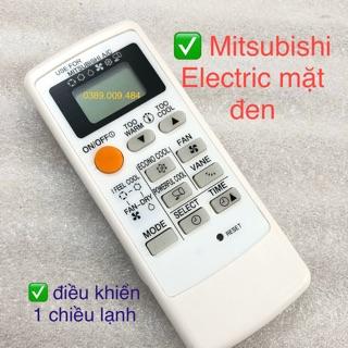 [Mã ELFLASH5 giảm 20K đơn 50K] Điều khiển điều hoà Mitsubishi Electric - Remote máy lạnh Mitsubishi Electric (mẫu 2)