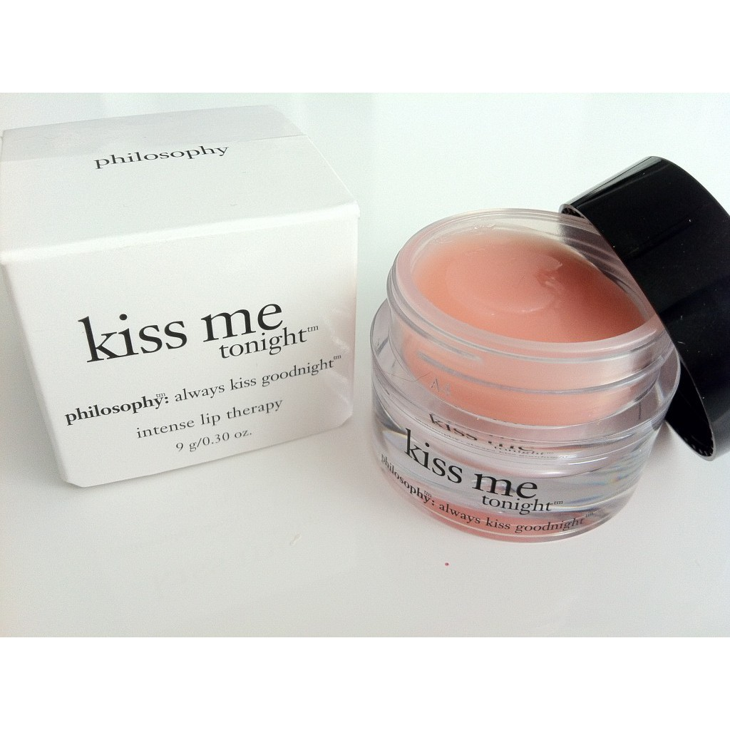 Son dưỡng môi Philosophy Kiss me tonight - 3238607 , 492457865 , 322_492457865 , 450000 , Son-duong-moi-Philosophy-Kiss-me-tonight-322_492457865 , shopee.vn , Son dưỡng môi Philosophy Kiss me tonight