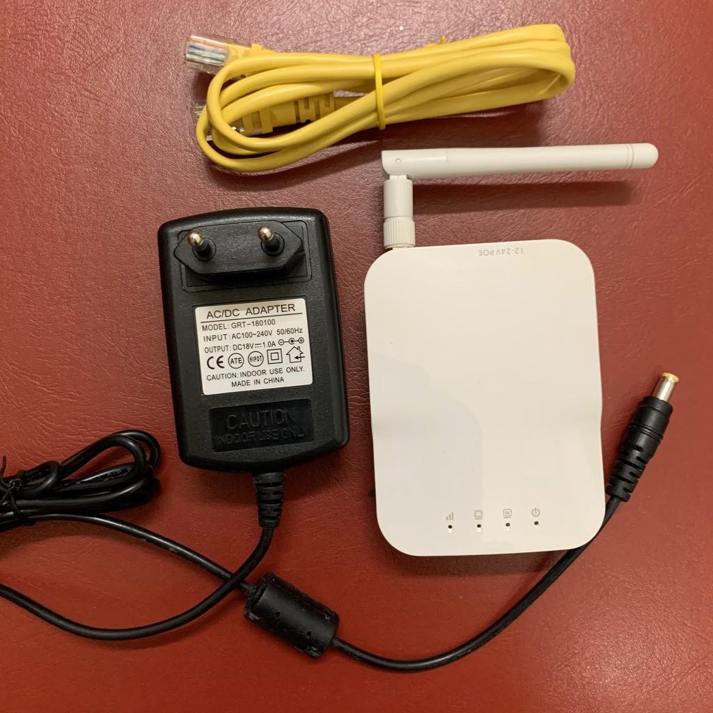 [Mã ELCL05 giảm 5% đơn 500K] Điểm truy cập không dây OPEN-MESH OM2P công suất cao [ qua sử dụng ]