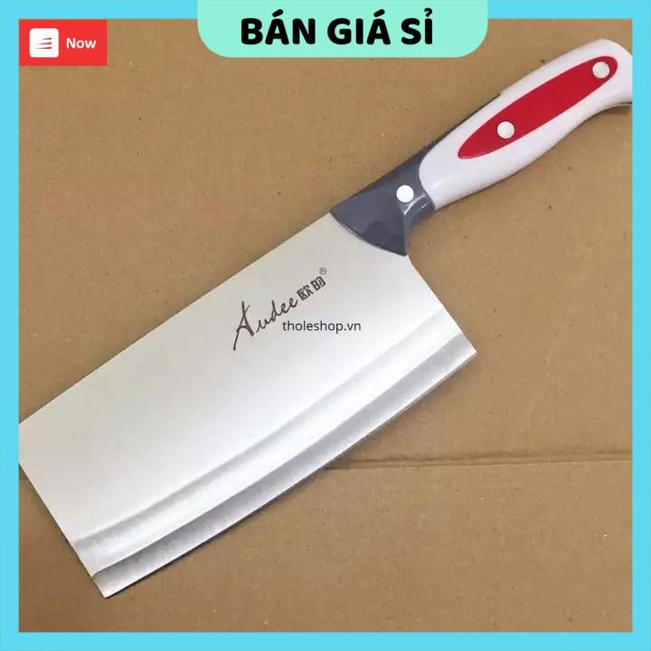 Dao nhà bếp   GIÁ VỐN]  Dao chặt xương bằng thép siêu bén - Dụng cụ nhà bếp tiện lợi 4633