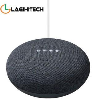 Google Nest Mini (2nd Generation) - Màu Xám Đậm - Hàng Chính Hãng - Bảo Hành 3 Tháng (1 đổi 1)
