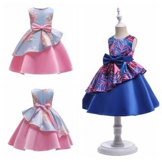 Đầm xoè Tutu dự tiệc phong cách công chúa cho bé gái