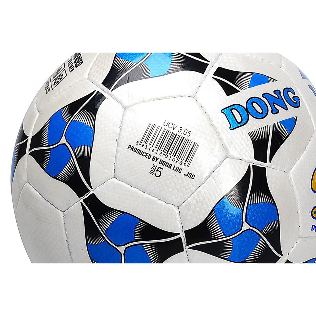 [Mã FAMALLT5 giảm 15% đơn từ 30k] Quả bóng đá Động Lực cợ bắp số 5 UCV 3.05 -Tặng kèm kim bơm và lưới đựng bóng