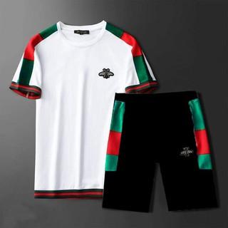 Đồ bộ quần áo thun bé trai, bé gái, bố mẹ mặc cùng nhau, thun cotton ngắn tay – Quần áo trẻ em – SockiMall (200553)