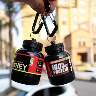 Hộp đựng bột whey, mass Ishake Protein Funnel