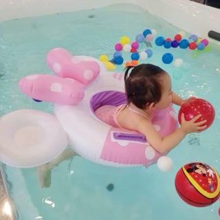 Phao bơi Mickey Minnie 0-5 tuổi