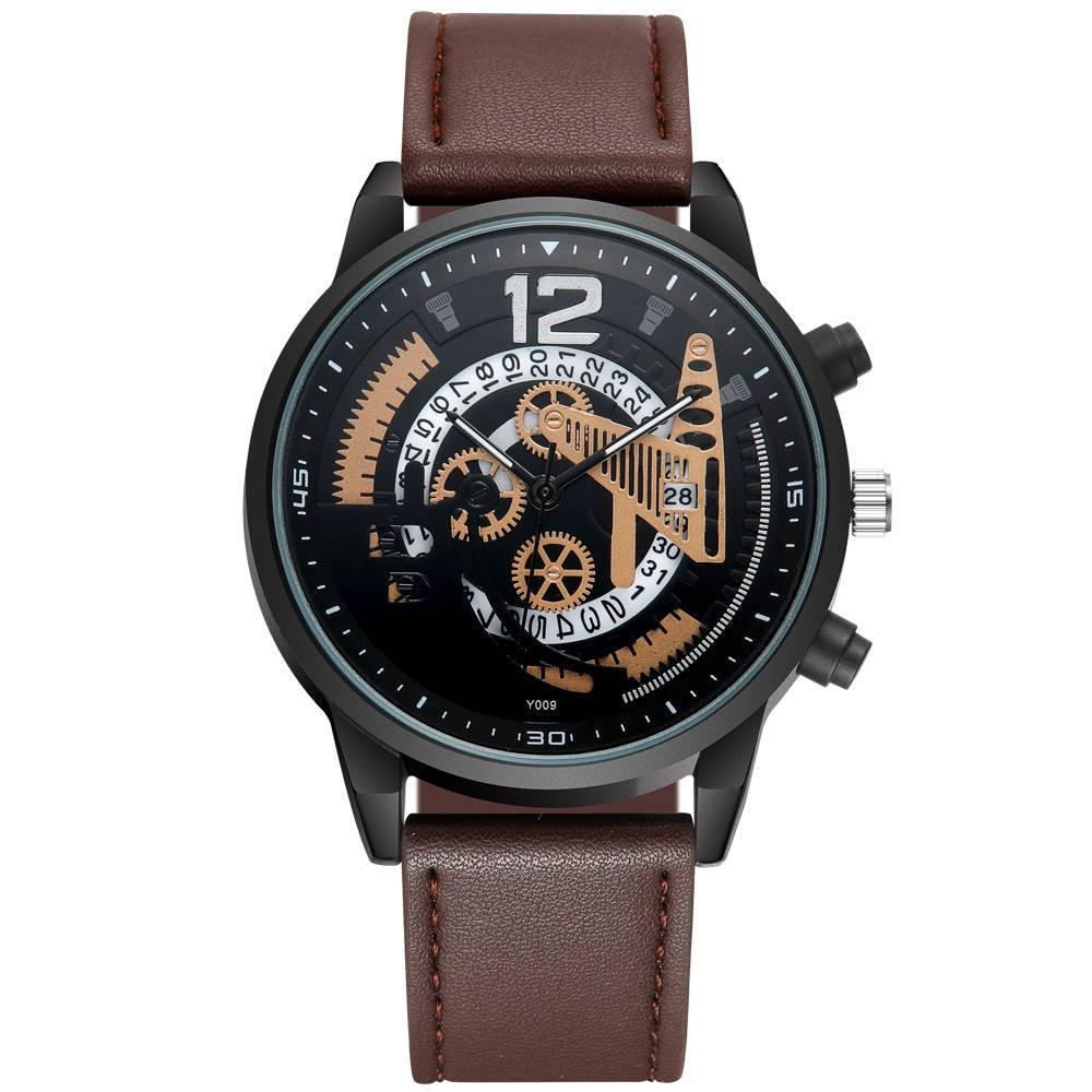 [Free ship 99K] Đồng hồ nam giả cơ SOKI S1032