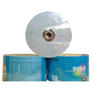 Đĩa trắng DVD ROM 4.7GB Kachi ( cọc 50 chiếc ) chính hãng Việt Nam, chất lượng cao thumbnail
