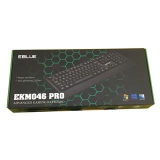 Bàn Phím Gaming EBlue EKM046 Pro thumbnail