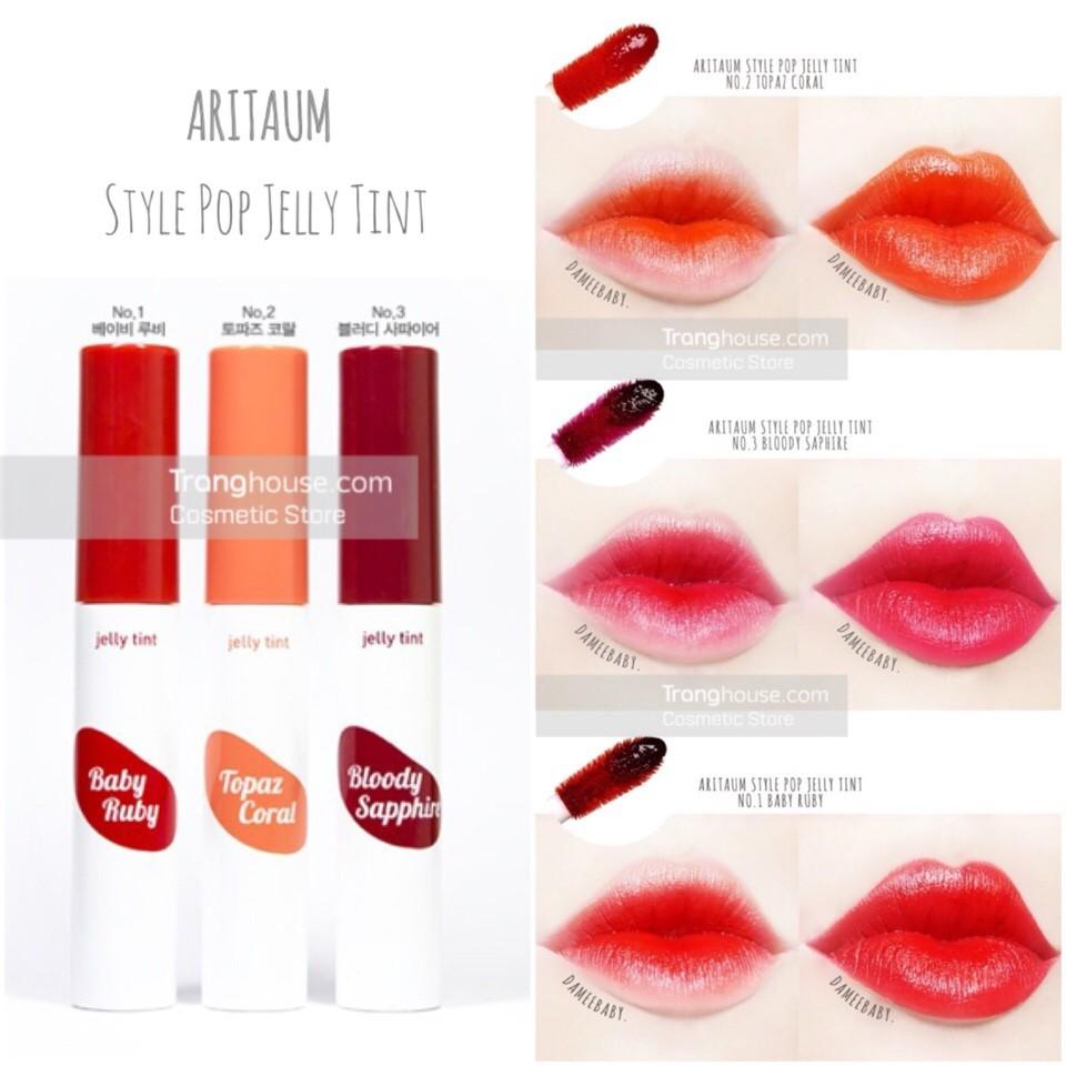 Son Aritaum Style Pop Jelly Tint