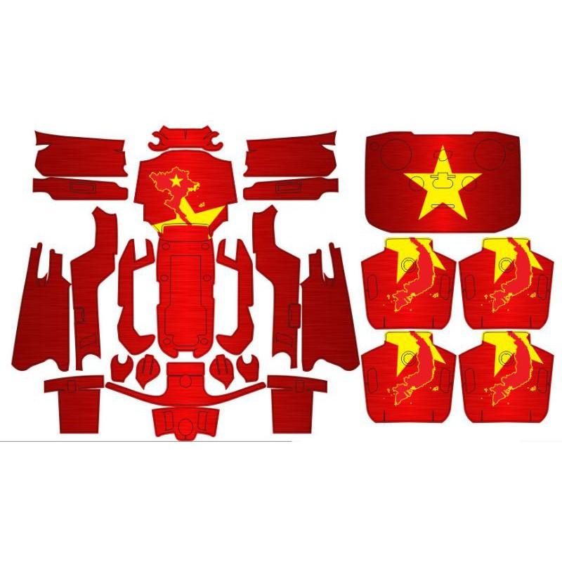 Skin Dán Trang Trí Mavic Air 2 Full Body – Phiên Bảng Đặc Biệt