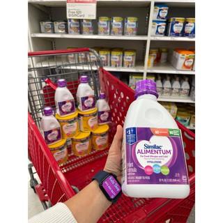 Bay Air - Sữa nước Similac Alimentum Mỹ cho bé dị ứng đạm bò 946ml thumbnail