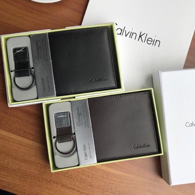 ?RẺ VÔ ĐỊCH? Ví nam CK - Calvin Klein