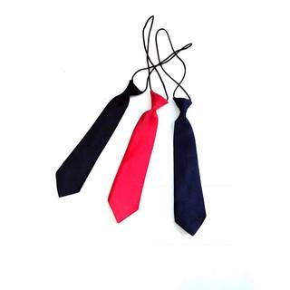 Cà vạt thắt sẵn bản nhỏ 6,5 x 28 cm