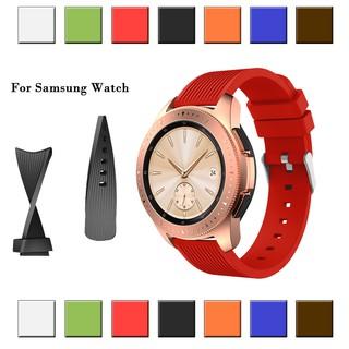 Dây đeo silicon 20 / 22mm cho đồng hồ Samsung Galaxy / Gear Sport / Gear S2 Classic