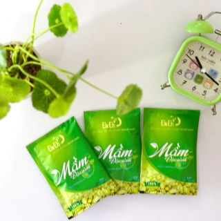 Mầm đậu nành Đô Đô hàm lượng cao vị cỏ ngọt set 3 gói 10g thumbnail