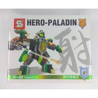 Non Lego – Hero Paladin – Mô Hình Đồ Chơi