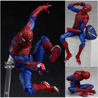Mô Hình Figma Amazing Spider Man – Người Nhện- Figma199
