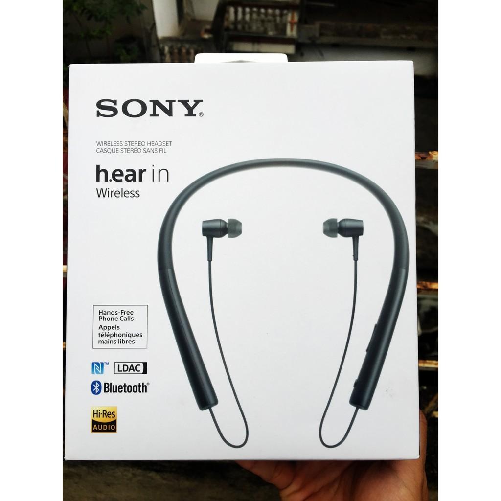 Tai nghe SONY h.ear in MDR EX750bt chính hãng