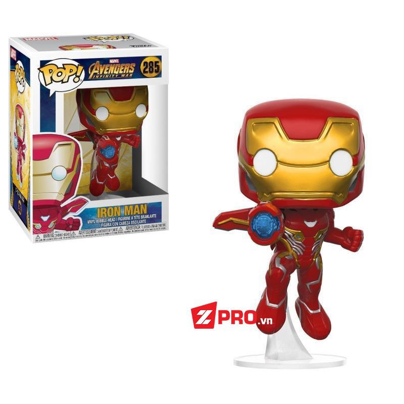 Mô hình Figure IronMan - Funko Pop Marvel: Avengers Infinity War - 2800058 , 1167863930 , 322_1167863930 , 299000 , Mo-hinh-Figure-IronMan-Funko-Pop-Marvel-Avengers-Infinity-War-322_1167863930 , shopee.vn , Mô hình Figure IronMan - Funko Pop Marvel: Avengers Infinity War