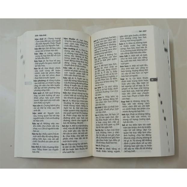 Sách: Từ điển tiếng việt dành cho học sinh