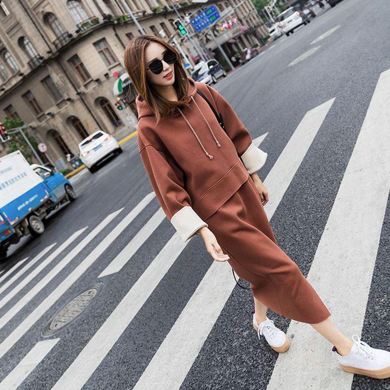 đầm hoodies thời trang hàn quốc dành cho nữ - 13880004 , 2288291701 , 322_2288291701 , 338100 , dam-hoodies-thoi-trang-han-quoc-danh-cho-nu-322_2288291701 , shopee.vn , đầm hoodies thời trang hàn quốc dành cho nữ