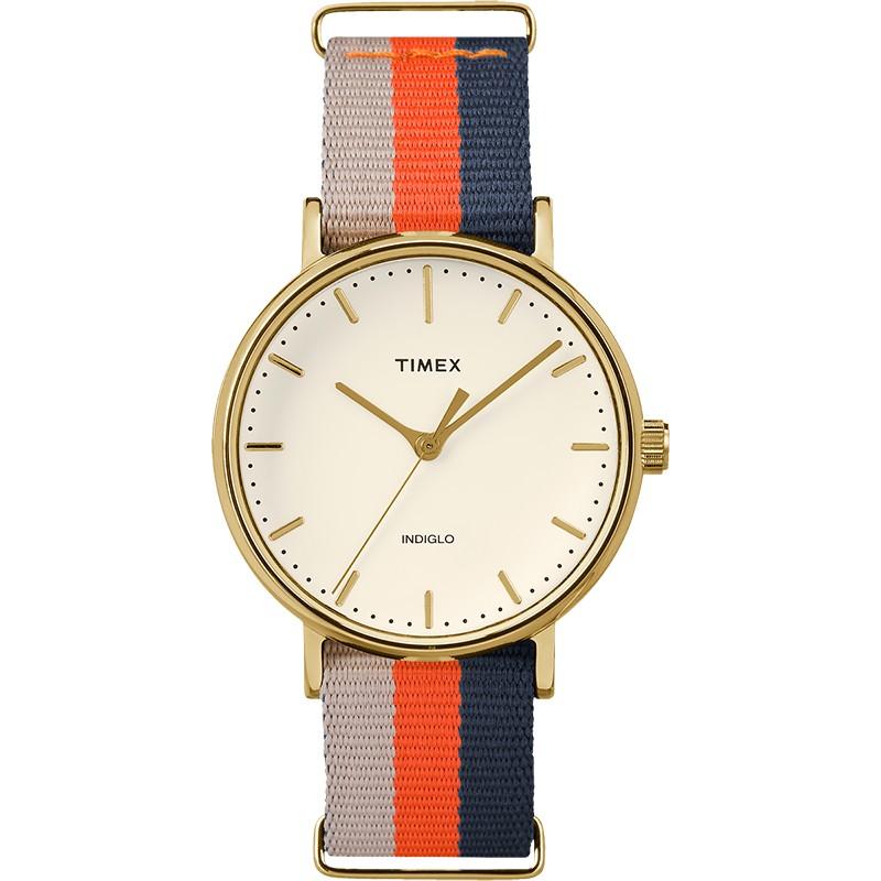 Đồng hồ unisex Timex TW2P91600 dây vải