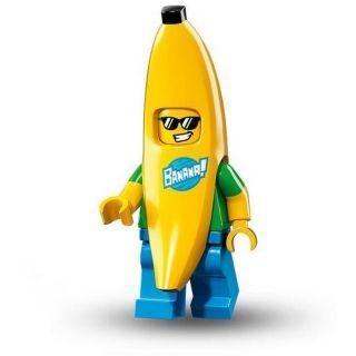LEGO chính hãng – Banana Suit Guy – Minifigures Series 16