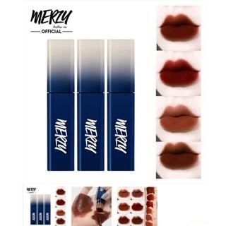 Son kem lì Merzy The First Velvet Tint Season 3 MERZY BLUE VỎ XANH thumbnail