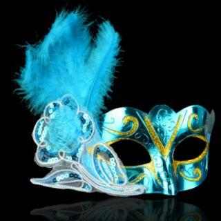 Mặt nạ nửa mặt dạ tiệc – mặt nạ hóa trang Halloween