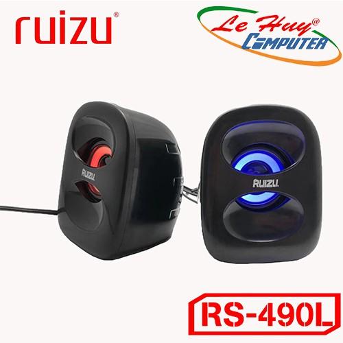 Loa Ruizu 2.0 RS-490L LED 7 Màu