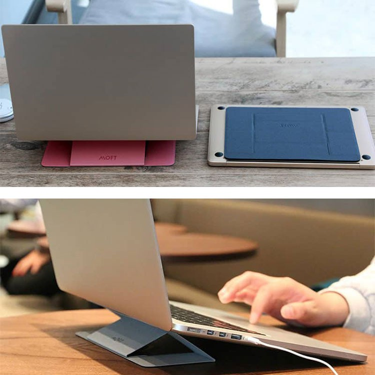 Đế Tản Nhiệt Laptop Apple Siêu Mỏng Moft Stand